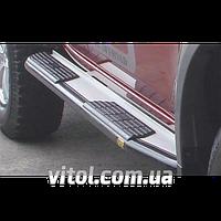 Силовые пороги M.TRITON (2006- ON) PK 404, 2 шт, силовой порог, обвес, тюнинг авто