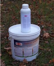 Двухкомпонентный полиуретановый клей для монтажа искусственной травы (зелёного цвета), фото 3
