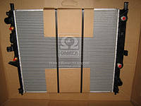 Радиатор охлаждения MERCEDES ML-CLASS W163 (98-) (пр-во Nissens) . 62788A . Цена с НДС.
