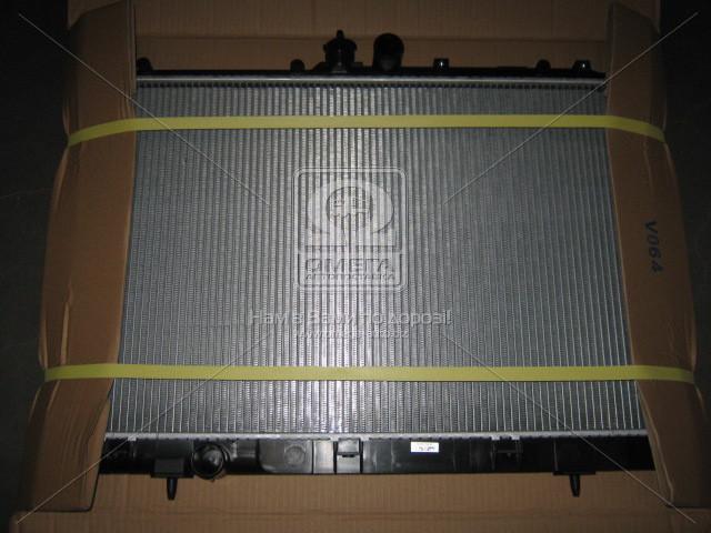 Радиатор охлаждения MITSUBISHI OUTLANDER (CU2, 5W) (03-) (пр-во Van Wezel) . 32002183 . Ціна з ПДВ.