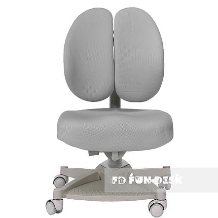 Универсальное ортопедическое кресло для подростков FunDesk Contento Grey, фото 2