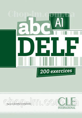 ABC DELF A1 Livre + Mp3 CD + corrigés et transcriptions (учебник для подготовки к экзаменам с CDs, уровня А1)