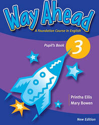 Way Ahead New Edition 3 Pupil's Book + CD-ROM