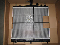 Радиатор охлаждения RENAULT CLIO III (05-) (пр-во Nissens) . 62902A . Ціна з ПДВ.