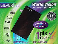 Автомобильный Т2 тюнер World Vision T129