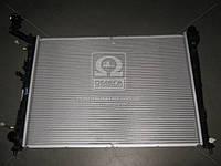 Радиатор охлаждения двигателя HYUNDAI ELANTRA (06-), I30; KIA CEED (пр-во Mobis) . 253102H080 . Цена с НДС.