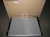 Радиатор охлаждения двигателя Hyundai Tucson 04- (пр-во Mobis) . 253102E710 . Цена с НДС.