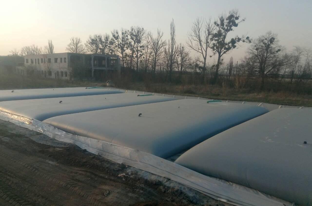Резервуар для КАС, жидких удобрений Гидробак 300 м.куб.