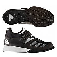 Штангетки Adidas Crazy Power (черные)