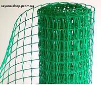 """Пластиковые решетки для сада """"Клевер"""" Украина 1/20м ячейка 10х10"""