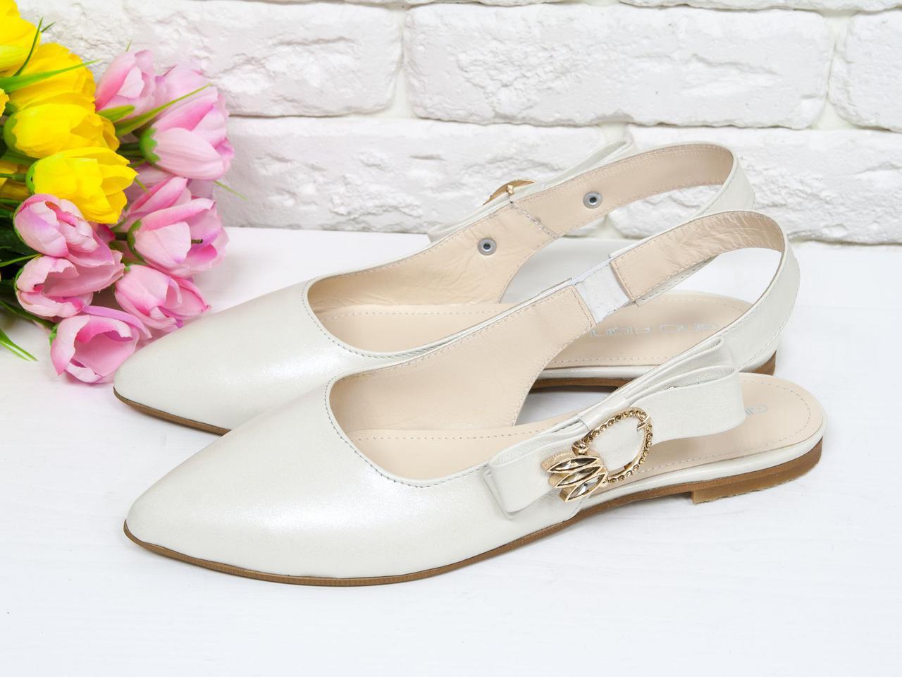 Летние туфли из натуральной кожи 36,37,38,39,40,41