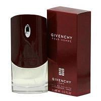 Мужская туалетная вода  Givenchy pour homme 100 ml