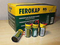 Липкая лента от моли Ferokap оригинал, средство от моли, набор 100 шт