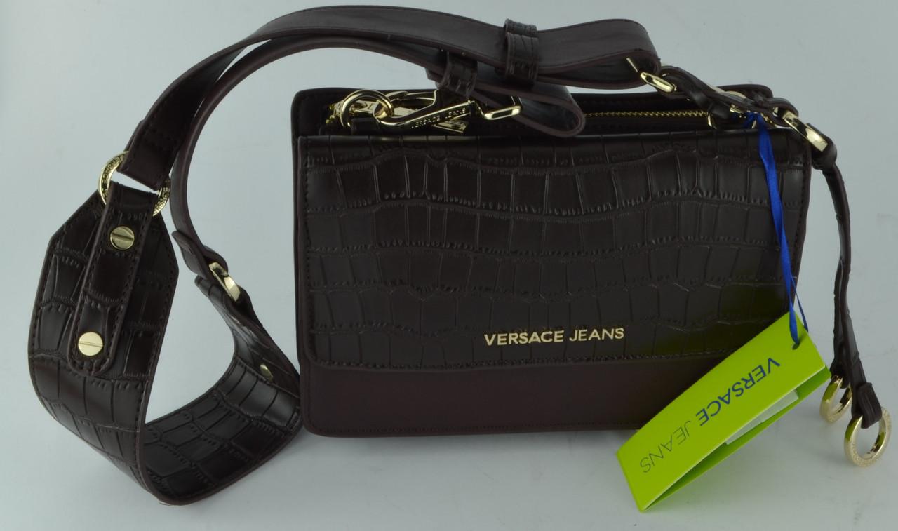 d96dfddd98ff Сумка Versace Jeans (Версаче) 75455 — в Категории