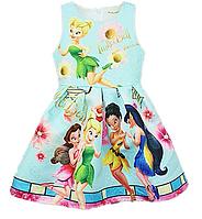 Детское платье с феей Динь-Динь , фото 1