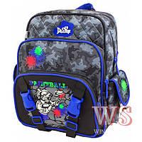 Рюкзак школьный для мальчиков DeLune 55-06
