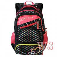 Рюкзак школьный для девочек Winner 152