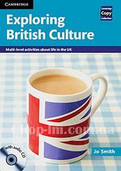 Книга Exploring British Culture with Audio CD