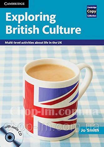 Книга Exploring British Culture with Audio CD, фото 2