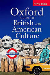 Книга Oxford Guide to British and American Culture New Edition