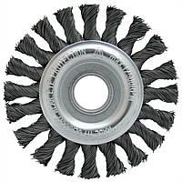 Щетка дисковая LESSMANN 80х12-14 мм (418872)