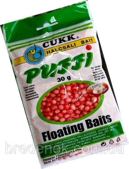 """Воздушное тесто Cukk Puffi """"Чеснок"""" крупный"""
