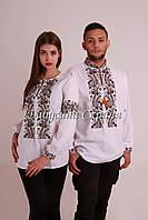 Парні вишиванки.Сорочка жіноча + сорочка чоловіча МВ-68п 25788d8ffc690