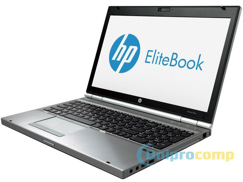 Ноутбук HP EliteBook 8570p i5-3320M/4/128SSD - Class A