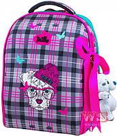 Ранец школьный для девочек DeLune 7-143