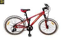 "Велосипед Mascotte Phoenix 24"" розовый"