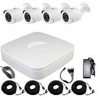 Комплект видеонаблюдения LONGSE XVR2004PDA30