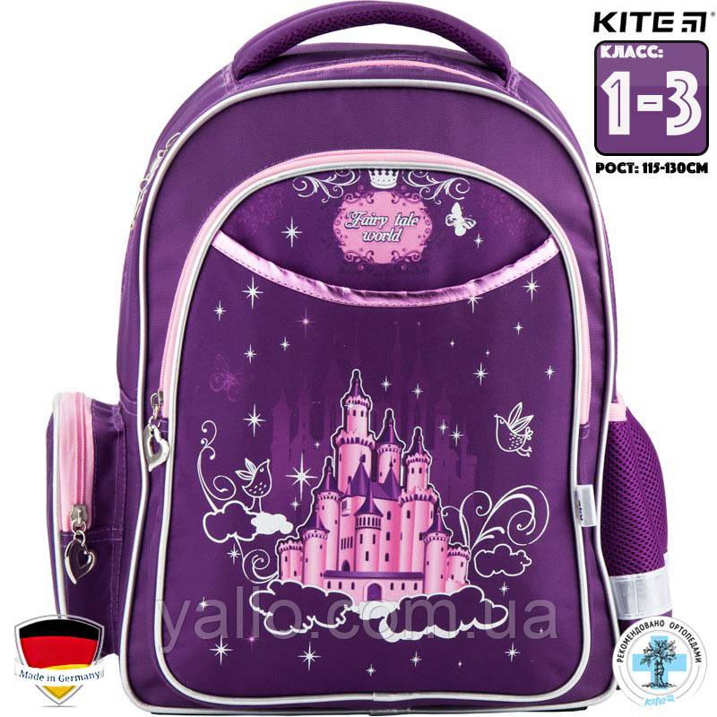 Рюкзак ортопедический   школьный Kite Fairy tale (K18-511S) Для Младших классов (1-3)