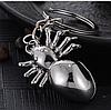 Брелок паук металлический, фото 3