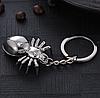 Брелок паук металлический, фото 4