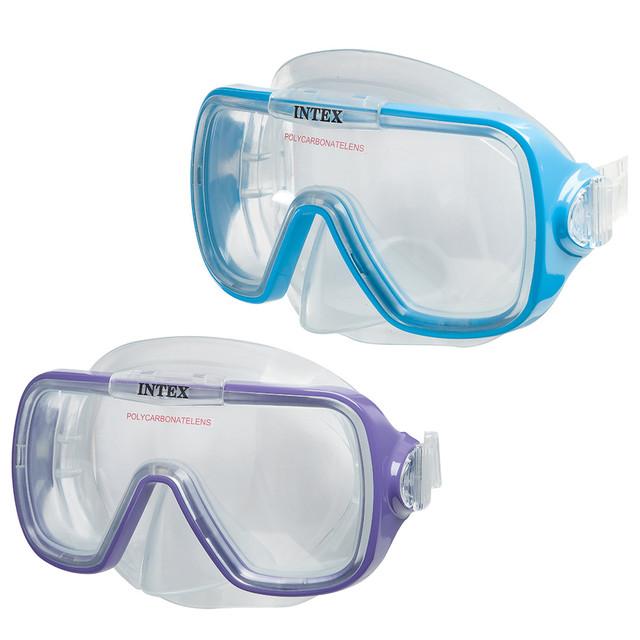 Маска для подводного плавания Wave Rider ТМ Intex 55976