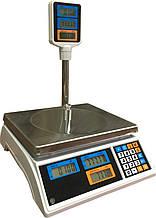 Ваги торгові ВТД-6Т2 LCD