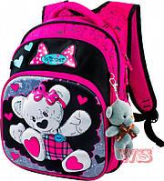 Рюкзак школьный для девочек Winner 8012