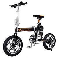 Электровелосипед R5T 214,6WH черный AirWheel (6925611240062)