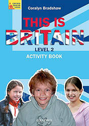 This is Britain! 2 Activity Book