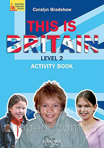 This is Britain! 2 Activity Book, фото 2