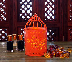 Підсвічник Метелик персикового кольору