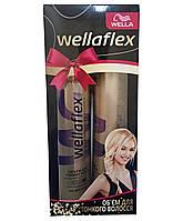 """Набор """"Wellaflex"""" Объем для тонких волос (лак + пена)"""