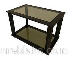 """Журнальный стеклянный стол """"Креон"""" МС-10 для гостиной"""