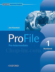 ProFile 1 Workbook Level Pre-Intermediate