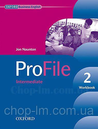 ProFile 2 Workbook Level Intermediate