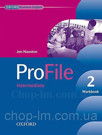ProFile 2 Workbook Level Intermediate, фото 2