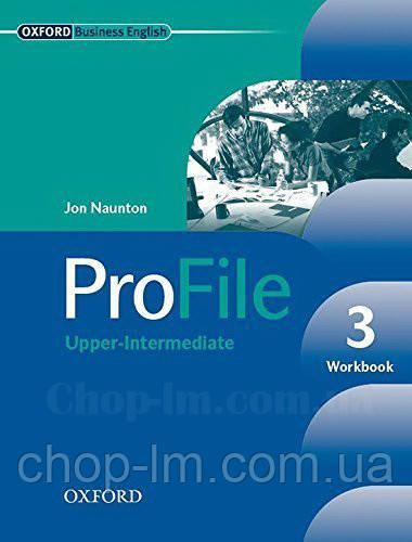 ProFile 3 Workbook Level Upper-Intermediate