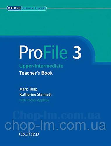 ProFile 3 Teacher's Book Level Upper-Intermediate