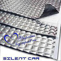 Комплект материалов для шумоизоляции дверей авто, фото 1