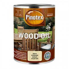 Pinotex Wood Oil 1 л, Бесцветный
